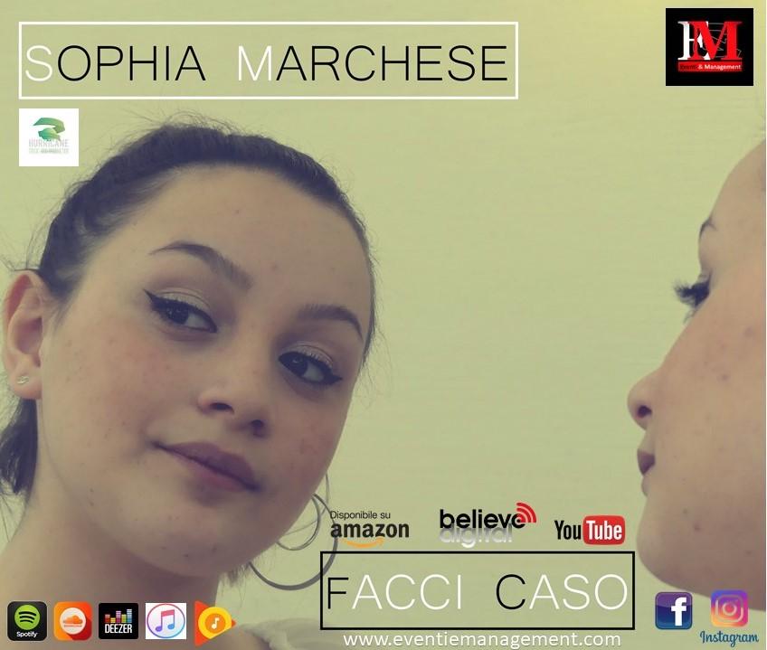 SOPHIA MARCHESE COVER PER I SOCIAL